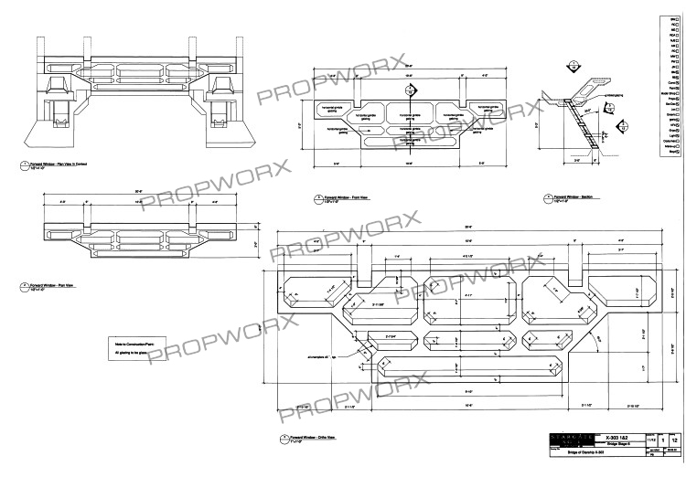 Prometheus Bridge Blueprints
